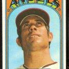 CALIFORNIA ANGELS KEN BERRY 1972 TOPPS # 379 VG+