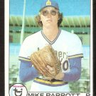SEATTLE MARINERS MIKE PARROTT 1979 TOPPS # 576 NR MT SOC