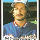 ATLANTA BRAVES JAMIE EASTERLY 1979 TOPPS # 684 NR MT