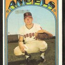 CALIFORNIA ANGELS JEFF TORBORG 1972 TOPPS # 404 good