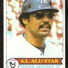 NEW YORK YANKEES REGGIE JACKSON 1979 TOPPS # 700 VG