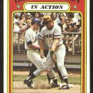 PITTSBURGH PIRATES BOB ROBERTSON IN ACTION 1972 TOPPS # 430 VG
