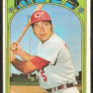 CINCINNATI REDS JOHNNY BENCH 1972 TOPPS # 433 VG