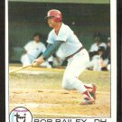 BOSTON RED SOX BOB BAILEY 1979 TOPPS # 549 EX