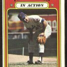NEW YORK METS TOM SEAVER IN ACTION 1972 TOPPS # 446 VG/EX