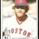 BOSTON RED SOX BILL CAMPBELL 1979 TOPPS # 375 EX/NM