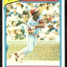 ST LOUIS CARDINALS GARRY TEMPLETON HIGHLIGHT 1980 TOPPS # 5 NR MT