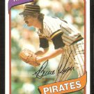 PITTSBURGH PIRATES BRUCE KISON 1980 TOPPS # 28 NR MT