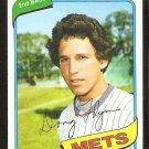NEW YORK METS DOUG FLYNN 1980 TOPPS # 58 NR MT