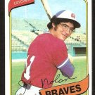 ATLANTA BRAVES JOE NOLAN 1980 TOPPS # 64 NR MT