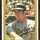 LOS ANGELES DODGERS BILLY GRABARKEWITZ 1972 TOPPS # 578 VG/EX