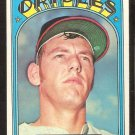 BALTIMORE ORIOLES DOYLE ALEXANDER ROOKIE CARD RC 1972 TOPPS # 579 VG/EX