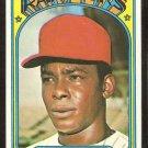 TEXAS RANGERS HAL KING 1972 TOPPS # 598 EX