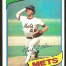 NEW YORK METS NEIL ALLEN 1980 TOPPS # 94 NM