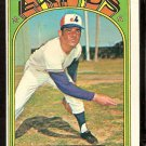 MONTREAL EXPOS BILL STONEMAN 1972 TOPPS # 610 VG