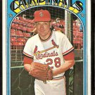 ST LOUIS CARDINALS MOE DRABOWSKY 1972 TOPPS # 627 VG