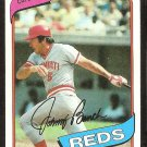 CINCINNATI REDS JOHNNY BENCH 1980 TOPPS # 100 EX