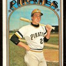 PITTSBURGH PIRATES RICH HEBNER 1972 TOPPS # 630 VG+