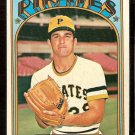 PITTSBURGH PIRATES BOB MOOSE 1972 TOPPS # 647 VG