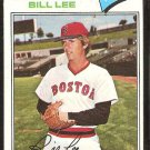 BOSTON RED SOX BILL LEE 1977 TOPPS # 503 VG/EX