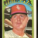 CHICAGO WHITE SOX JIM LYTTLE 1972 TOPPS # 648 VG/EX OC