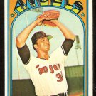 CALIFORNIA ANGELS RUDY MAY 1972 TOPPS # 656 VG+
