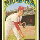 CHICAGO WHITE SOX STAN BAHNSEN 1972 TOPPS # 662 VG+