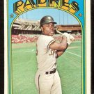 SAN DIEGO PADRES IVAN MURRELL 1972 TOPPS # 677 VG+/EX