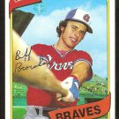 ATLANTA BRAVES BIFF POCOROBA 1980 TOPPS # 132 NM/MT