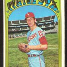 CHICAGO WHITE JOE HORLEN 1972 TOPPS # 685