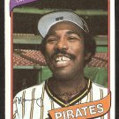 PITTSBURGH PIRATES MANNY SANGUILLEN 1980 TOPPS # 148 NR MT