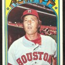 HOUSTON ASTROS GEORGE CULVER 1972 TOPPS # 732 EX/EM