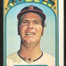 CALIFORNIA ANGELS KEN McMULLEN 1972 TOPPS # 765 EX OC