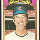 CHICAGO CUBS STEVE HAMILTON 1972 TOPPS # 766 EX