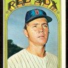 BOSTON RED SOX BOBBY PFEIL 1972 TOPPS # 681 VG/EX