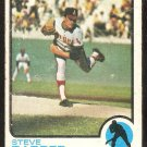 CALIFORNIA ANGELS STEVE BARBER 1973 TOPPS # 36 fair/good