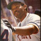 DETROIT TIGERS CECIL FIELDER 1991 PINUP PHOTO
