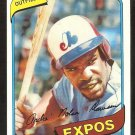 MONTREAL EXPOS ANDRE DAWSON 1980 TOPPS # 235 NR MT