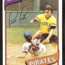 PITTSBURGH PIRATES TIM FOLI 1980 TOPPS # 246 NR MT