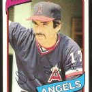 CALIFORNIA ANGELS DAVE LaROCHE 1980 TOPPS # 263 NM