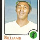 Chicago Cubs Billy Williams 1973 Topps Baseball Card # 200 nr mt
