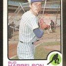 New York Mets Bud Harrelson 1973 Topps Baseball Card # 223 good