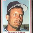 Kansas City Royals George Brett 1990 Post Cereal Baseball Card # 4 nr mt