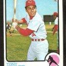 Cincinnati Reds Tony Perez 1973 Topps Baseball Card # 275