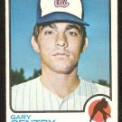 Atlanta Braves Gary Gentry 1973 Topps Baseball Card # 288 g/vg