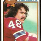 New England Patriots Tim Fox 1979 Topps Football Card # 516 ex