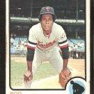Minnesota Twins Rod Carew 1973 Topps Baseball Card # 330 good