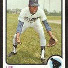 Los Angeles Dodgers Lee Lacy Rookie Card RC 1973 Topps Baseball Card # 391 nr mt