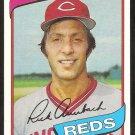 Cincinnati Reds Rick Auerbach 1980 Topps Baseball Card # 354 nr mt