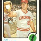 CINCINNATI REDS JOE HAGUE 1973 TOPPS # 447 EX